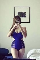 Female escort service from charming Yumi in Bahrain